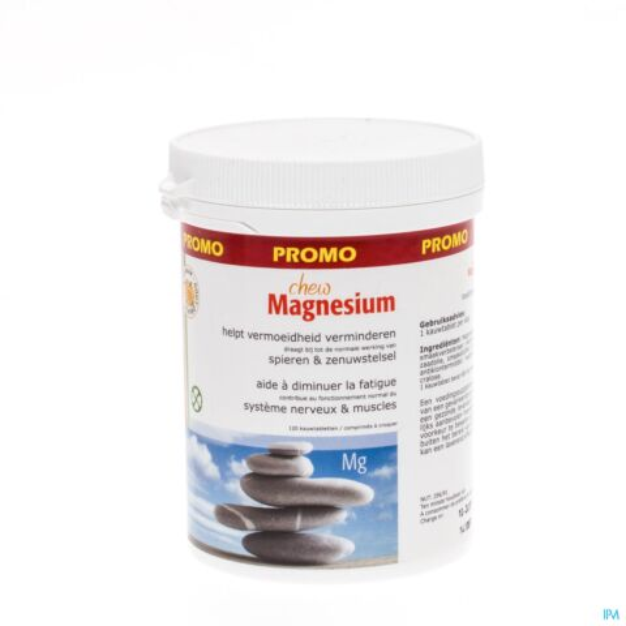 Fytostar Chew Magnesium Maxi 120 Kauwtabletten