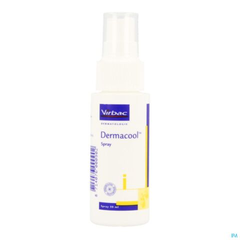 ALLERDERM DERMACOOL HOND-KAT SPRAY 50ML