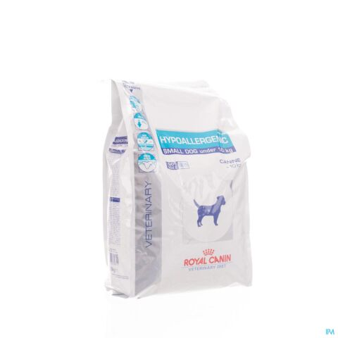 RC VDIET HYPOALLEGENIC SMALL CANINE 3,5KG
