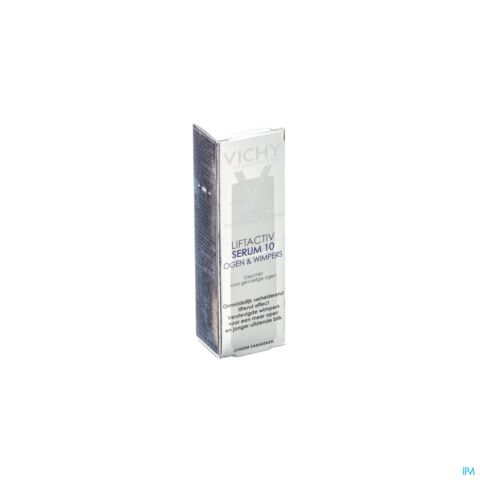 Vichy Liftactiv Supreme Serum 10 Ogen & Wimpers 15ml