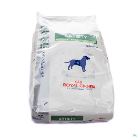 RC VDIET SATIETY SUPPORT CANINE 12KG