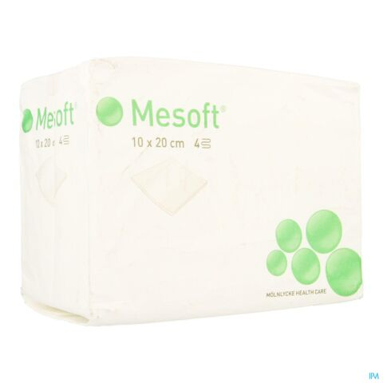 MESOFT KP N/ST 4L 10X20 100 156415