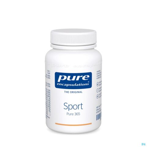 Pure Encapsulations Sport 365 60 Capsules