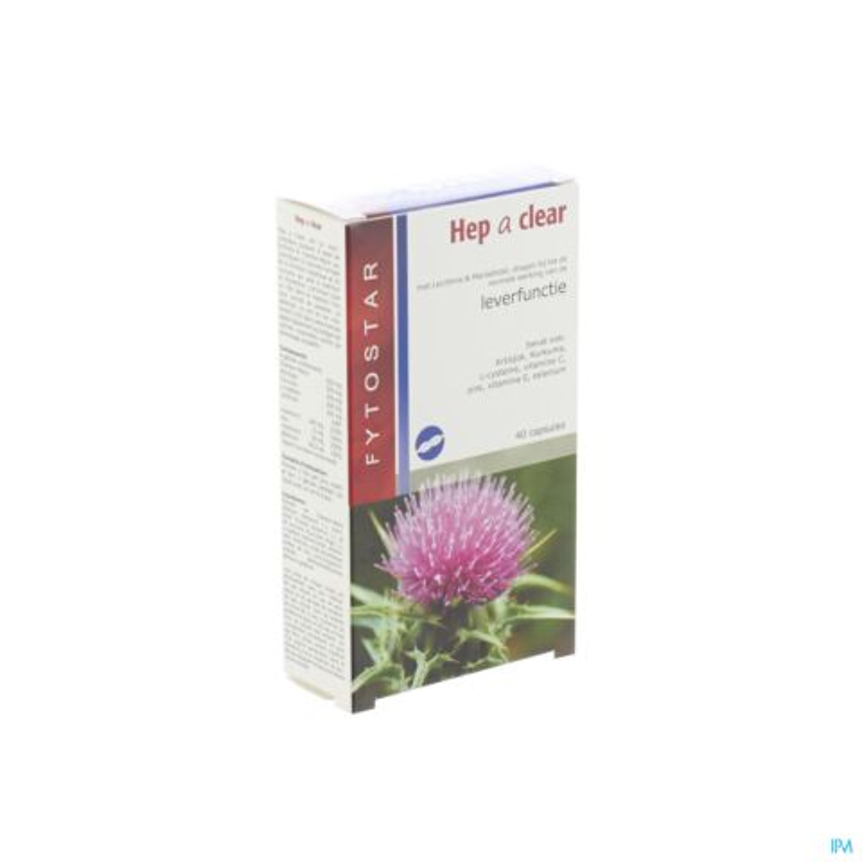 Fytostar Hepa-Clear 40 Capsules