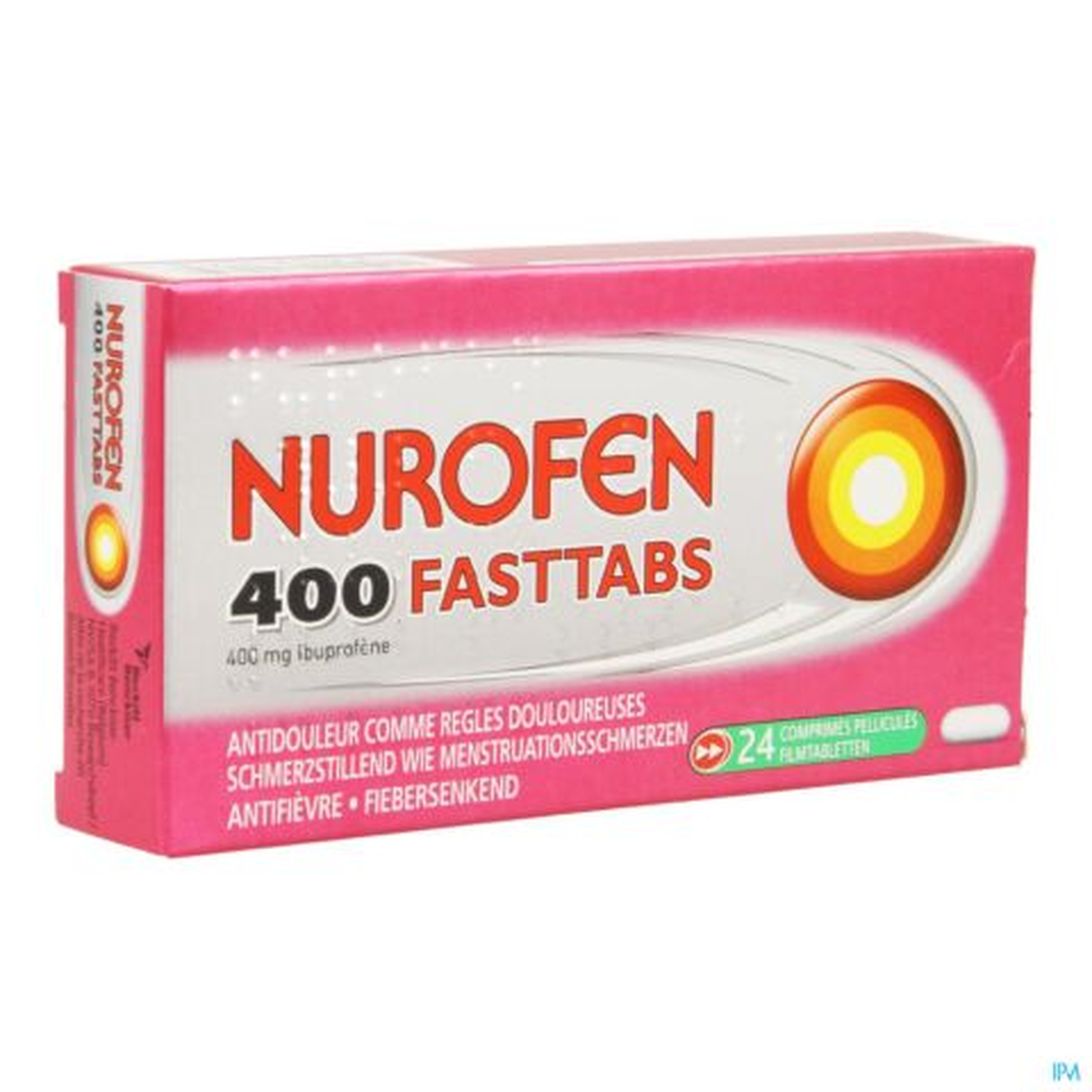 Nurofen 400mg Fasttabs 24 Tabletten