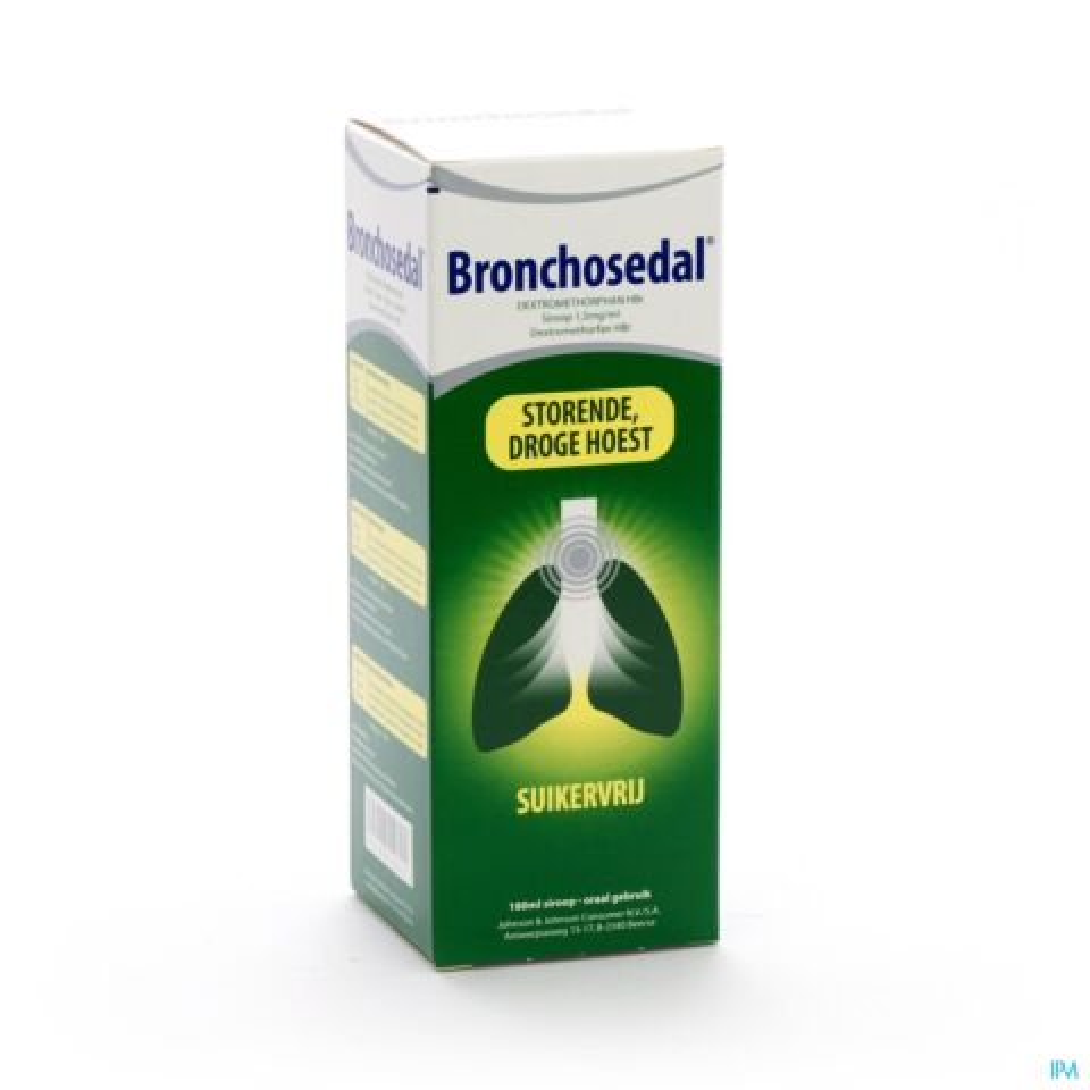 Bronchosedal Dextromethorp Sir180ml