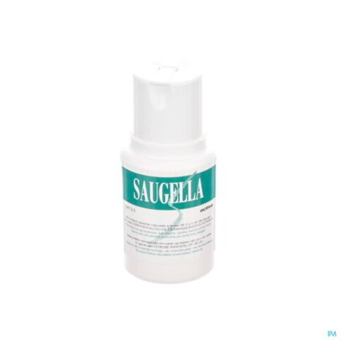Saugella Active Emulsie 100ml