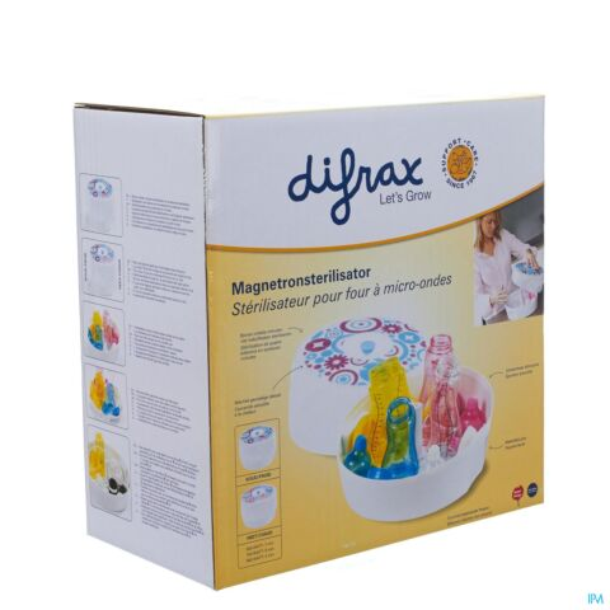 Difrax Sterilisator Magnetron 1 Stuk
