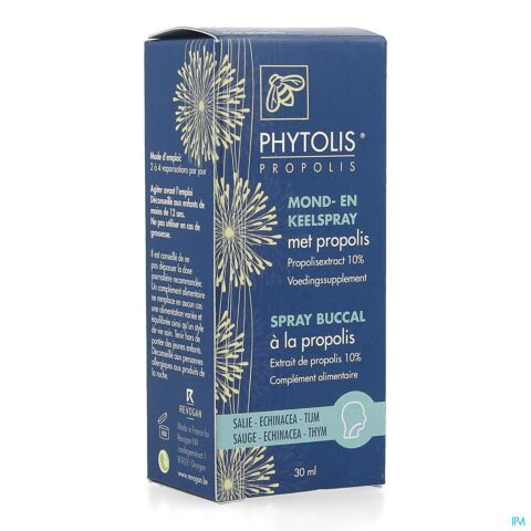 Phytolis Propolis Mondspray 30ml
