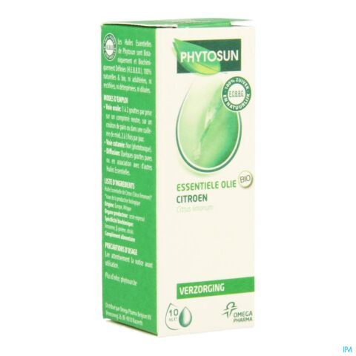 Phytosun Citroen Bio 10ml