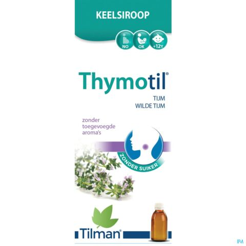 Tilman Thymotil Keelsiroop 150ml